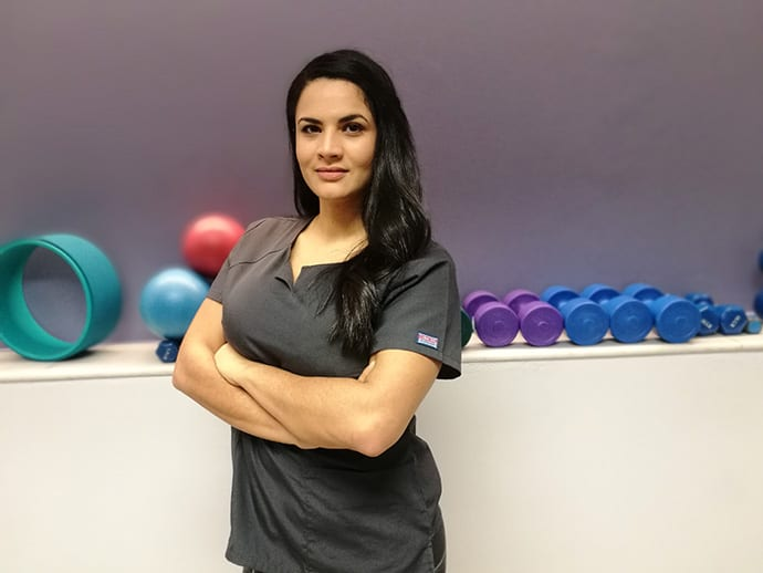 Giota Zogka - Physiomotive Physiotherapist